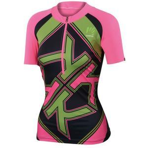 Rapid Jersey Women - pink fluo/dark grey