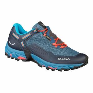 Speed Beat Gore-Tex® Women Shoes - patriot blue/fluo coral
