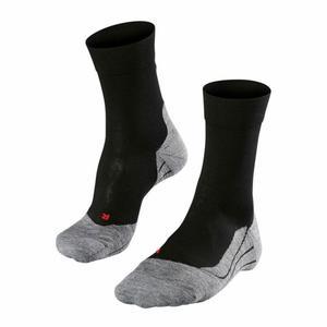 RU4 Running Socks - black mix