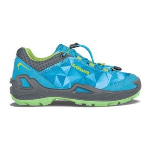 Ticino GTX LO Kids - turquoise/lime