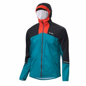Aero WPM Hybrid Hooded Jacket - lagoon