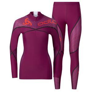 Aeroflow Racesuit Women magenta purple