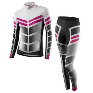 XC Skiing Racing Suit Worldcup Women - black/bordeaux