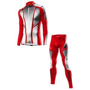 Racing Suit Teamline Kids - red
