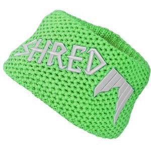 Heavy Knitted Headband - green