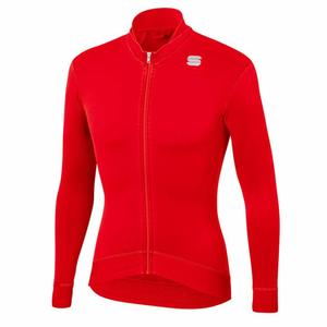 Monocrom Thermal Jersey - red