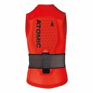 Live Shield Vest JR - red