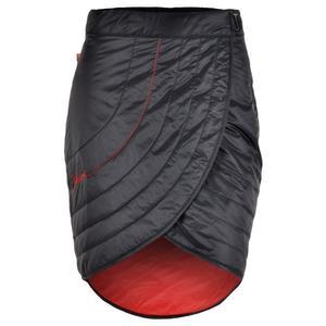 Women's Primaloft Skirt Ballone - black/red