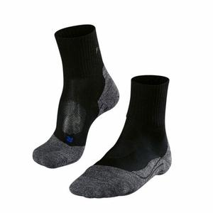 TK2 Cool Short Trekking Socks Women - black mix