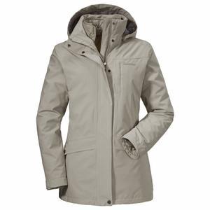 Venetien1 Jacket Women - feather grey