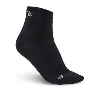 Craft Cool Mid 2 Pack Socks - black