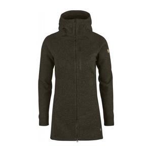 Lappland Pyrsch Jacket Women - dark olive