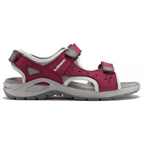 Urbano Sandal Women - berry/light grey