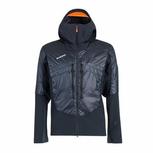 Eisfeld Softshell Hybrid Hooded Jacket - night