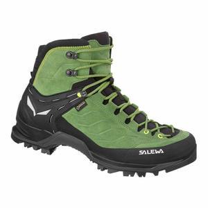 Mountain Trainer Mid GTX - myrtle/fluo green