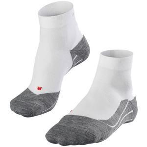 RU4 Short Running Socks - white-mix