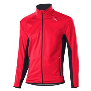 Alpha Softshell Jacket Light - red