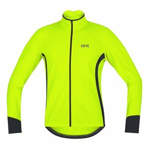 C5 Thermo Jersey - neon yellow/black