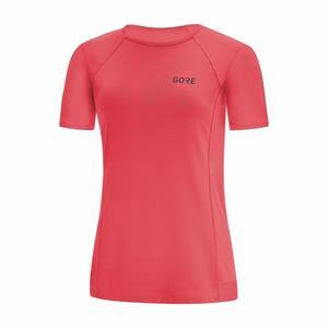 R5 Shirt Women - hibiscus pink