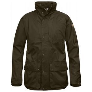 Värmland Eco-Shell Jacket - dark olive