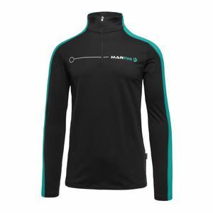 Optimate Shirt - black/atlantis