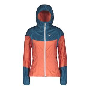 Trail MTN Tech Hybrid Jacket Women - celestial blue/camellia pink