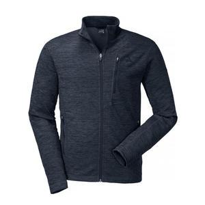 Schöffel Fleece Jacket Monaco1 - ebony