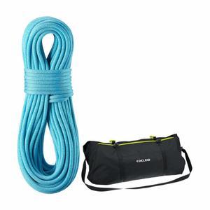 Boa 9.8mm 50m + Rope Bag Liner - blue