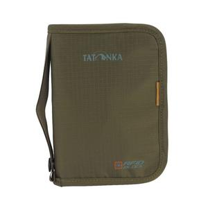 Travel Zip M RFID B - olive