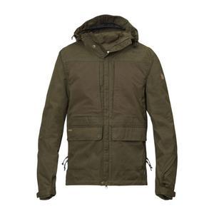 Lappland Hybrid Jacket - dark olive