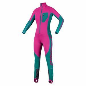 DNA Racing Suit Women - fuchsia