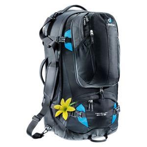 Traveller 60 + 10 SL - black/turquoise
