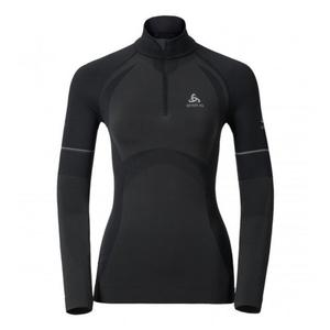 Seamless World Cup Racesuit Women - odlo graphite grey-black