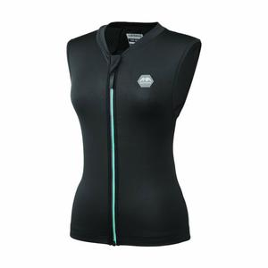 Lite Vest Women - black/mint