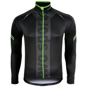 Longsleeve Jersey Grande - black/green