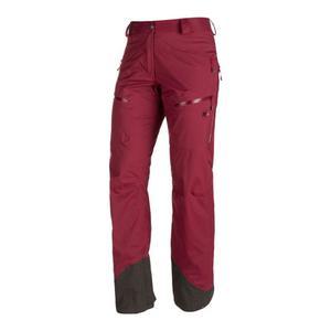 Stoney HS Pants Women - merlot
