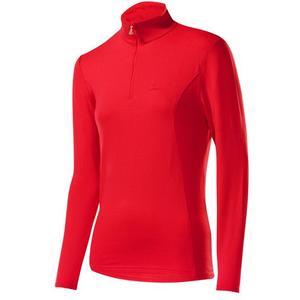 Transtex Pulli Basic Women - red