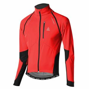 San Remo Softshell Bike Jacket - red