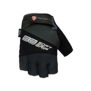 Bike Handschuhe Soft G.N. Adult grey/black