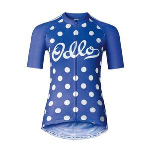 Ride Stand-up collar Jersey Women - spectrum blue