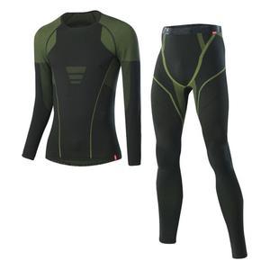 Transtex Underwear Set - black/lime