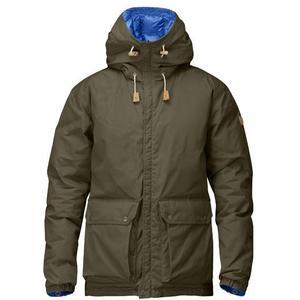 Down Jacket No.16 dark olive