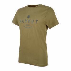 Seile T-Shirt - olive PRT1