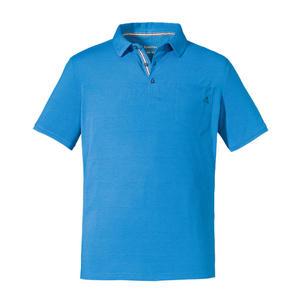 Schöffel Polo Shirt Kochel 2 - directoire blue