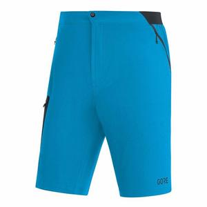 R5 Shorts - dynamic cyan/black