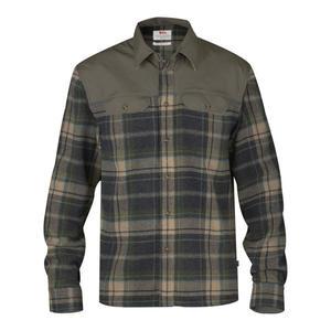 Fjällräven Granit Shirt - tarmac