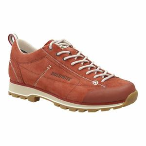 Cinquantaquattro low women - ginger red/canapa beige