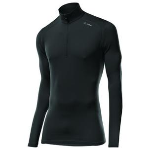 Hr. Thermo-Velours Pulli - black