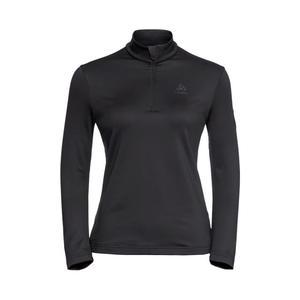New Cavradi Midlayer 1/2 Zip Shirt Women - black