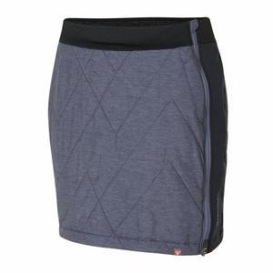 Nima Lady Active Skirt - grey night melange